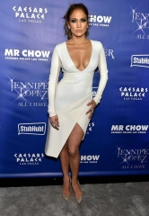 "Jennifer Lopez, Ray Liotta, T.I., Sarah Jeffery, Kiesza, Ne-Yo and more at ""Jennifer Lopez: All I Have"" After Party at MR CHOW"