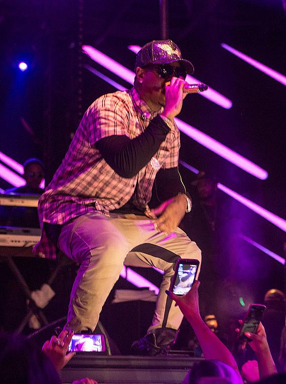 Jeremih Performs at Drai's Nightclub