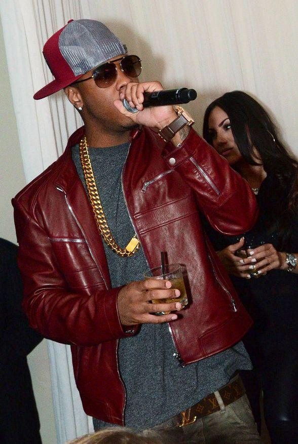 R&B Sensation Jeremih Hits PURE Nightclub for Live Performance