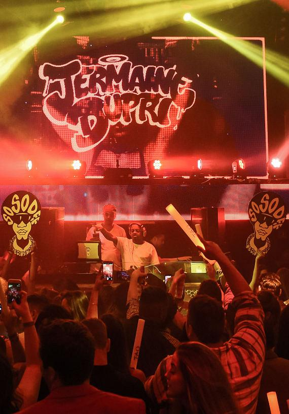 Jermaine Dupri Kicks off Labor Day Weekend at TAO