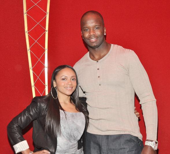 Boston Celtics' Jermaine O'Neal Has Sexy Birthday at Cirque du Soleil's Zumanity