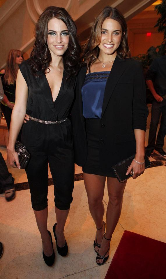 Jessica Lowndes and Nikki Reed