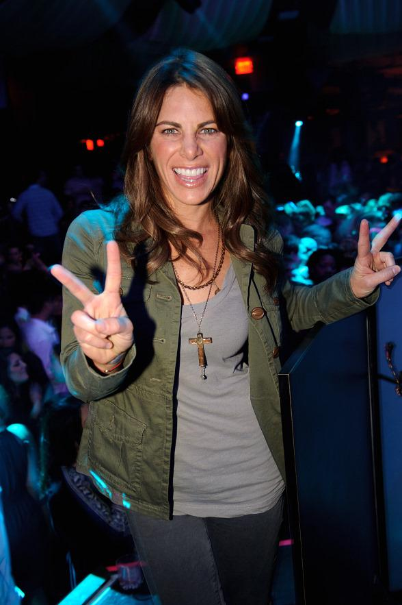 Jillian Michaels at Marquee Nightclub in Las Vegas