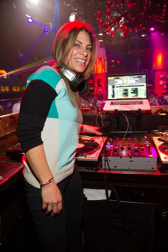Jillian Michaels at TAO