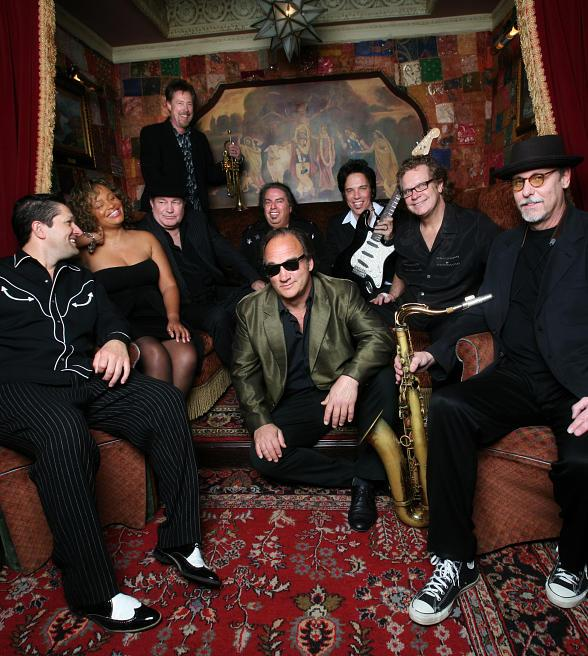 Jim Belushi & The Sacred Hearts Return to The Orleans Showroom Oct. 31 and Nov. 1, Bringing Soul, Rhythm & Blues and At Least One Belushi Back Flip