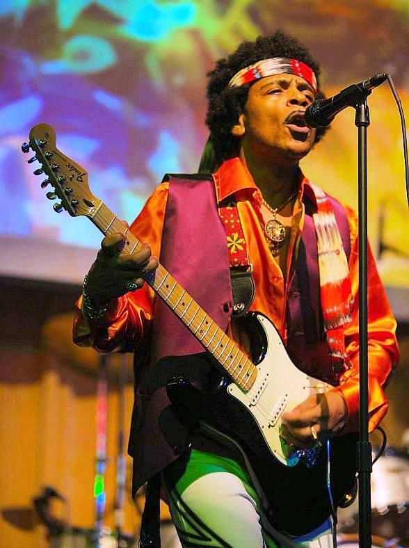 "Vinyl at Hard Rock Hotel Presents ""Kiss The Sky-The Jimi Hendrix Re-Experience"""