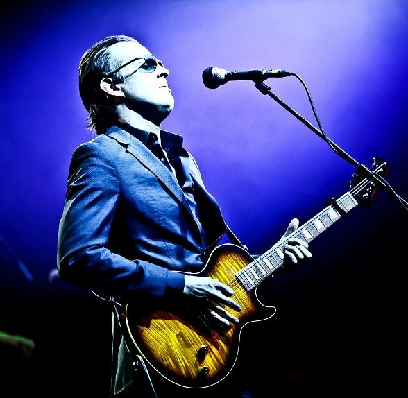 Blues Rock Star Joe Bonamassa Returns to The Pearl at Palms Casino Resort in Support of New Album