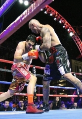 "Boxing action fills the air of Downtown Vegas! Presented by Roy Jones Jr. , ""Knockout Night at the D"" returns to the Downtown Las Vegas Events Center across from the D Las Vegas"