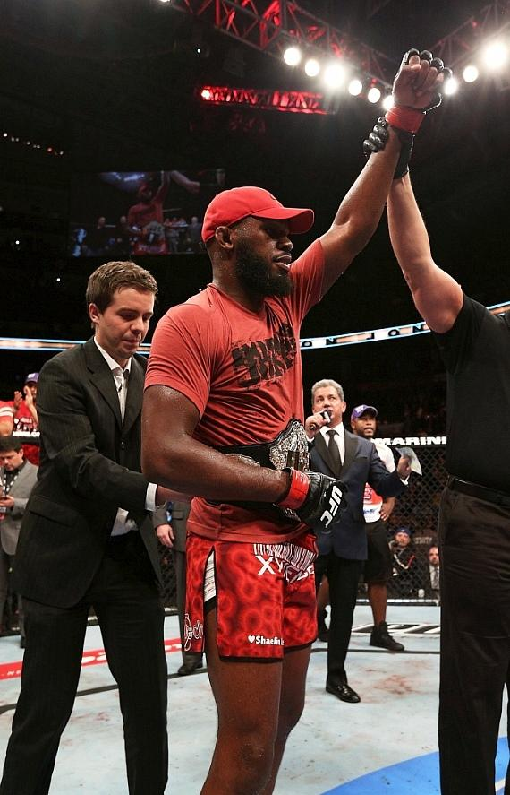 Johan Furuly and Jon Jones