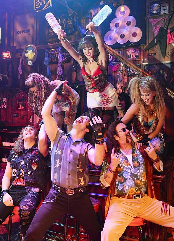 """Rock of Ages"" to Rock Rio All-Suite Hotel & Casino Beginning January 25, 2016"