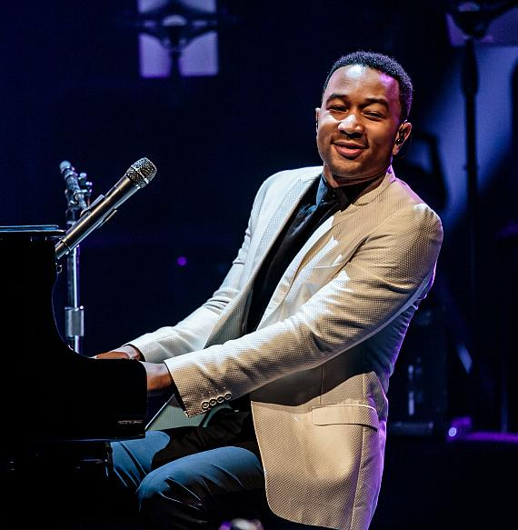 John Legend performs at The Chelsea inside The Cosmopolitan of Las Vegas