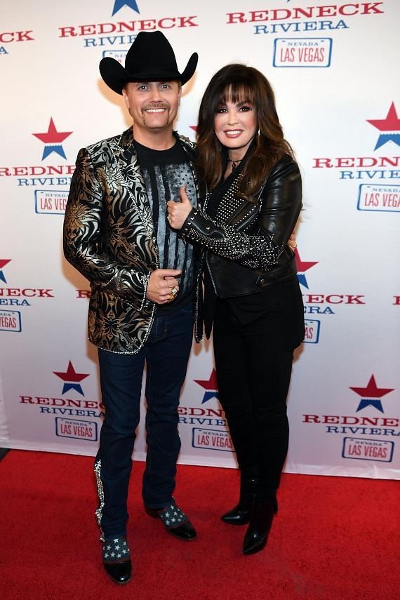 John Rich & Marie Osmond