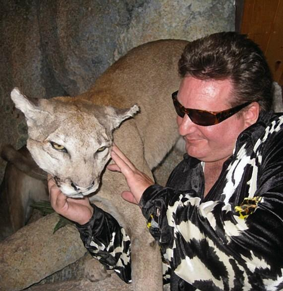 Johnny Ray, The Cougar King