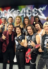 "Journey's Jonathan Cain attends ""Rock of Ages"" at The Venetian Las Vegas"