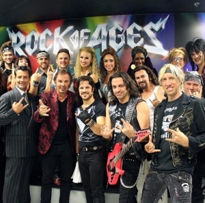 """Journey's Jonathan Cain attends """"Rock of Ages"""" at The Venetian Las Vegas"""
