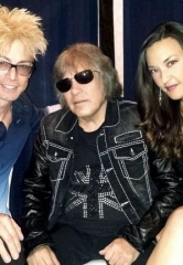 Murray 'Celebrity Magician' visits Jose Feliciano and Christopher Ameruoso at Silverton Casino Las Vegas