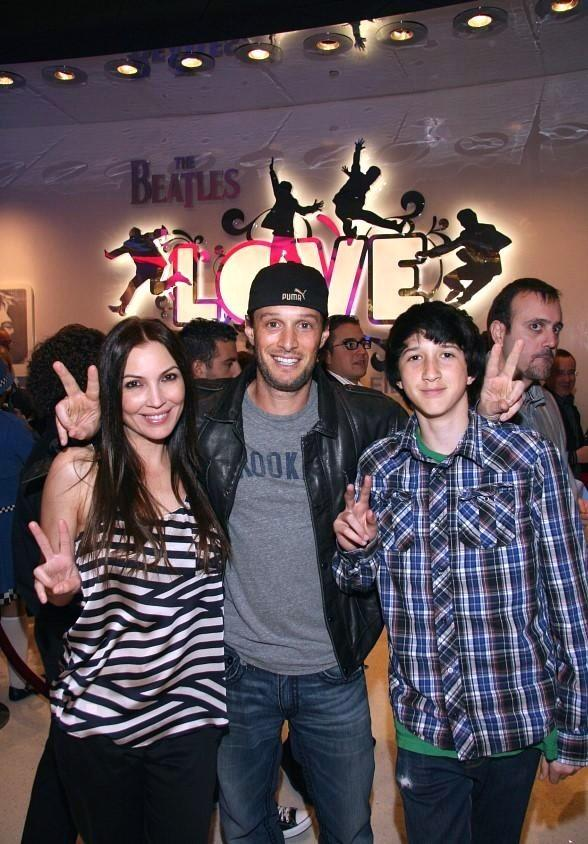 Josh Wolf of Chelsea Lately Brings Laughs to The Beatles LOVE by Cirque du Soleil