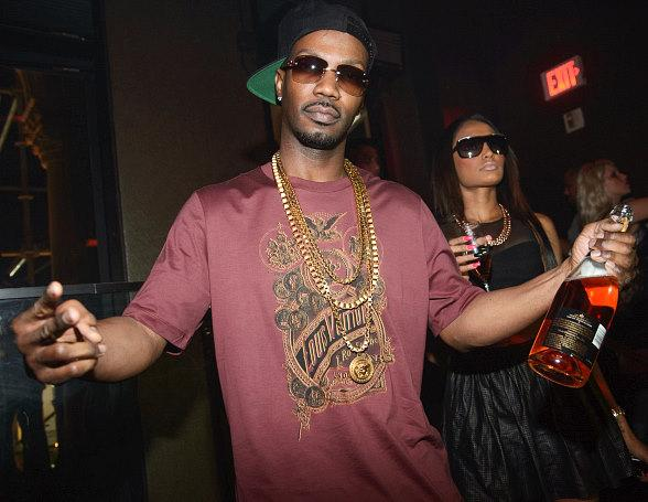 Juicy J at TAO