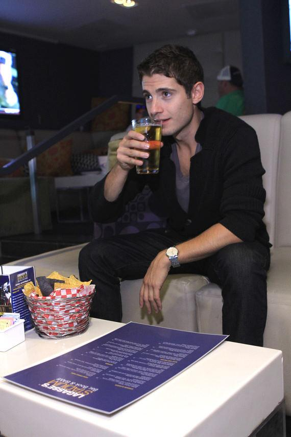 Julian Morris at The Palazzo