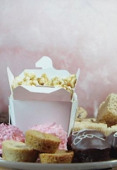Celebrate National Cotton Candy Day with Famed Chef Kerry Simon's World Famous Junk Food Platter, Dec. 7