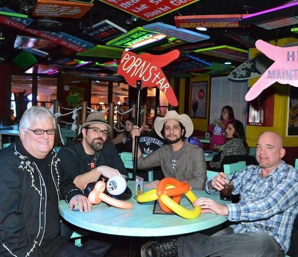 Just Dave Band Wraps Up NFR at SeÑor Frog's Las Vegas with Country Music Takeover