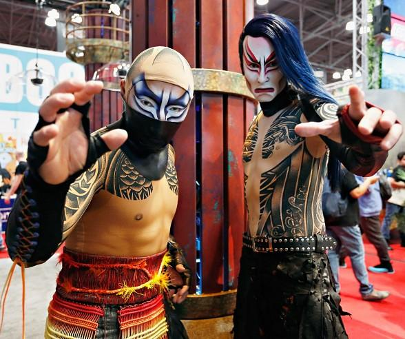 KÀ by Cirque du Soleil and Marvel Launch Final Installment of Their Comic Book Collaboration at New York Comic Con