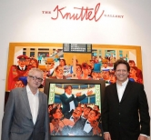 Artist Graham Knuttel Orchestrates an Unveiling for Las Vegas Philharmonic at The Knuttel Gallery