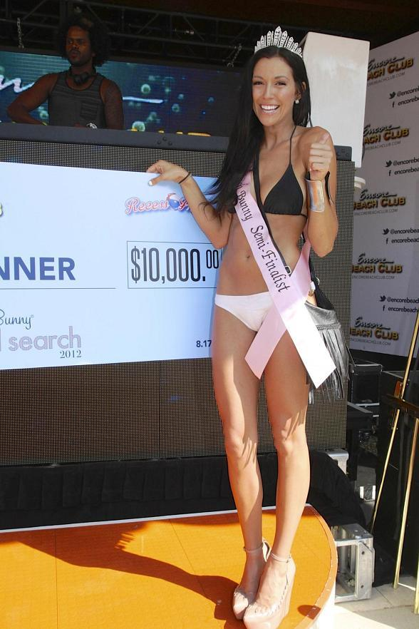 Beach Bunny Swimwear Model Search at Encore Beach Club