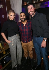 Kate Upton Parties at Hyde Bellagio alongside Justin Verlander and Bryan Cox