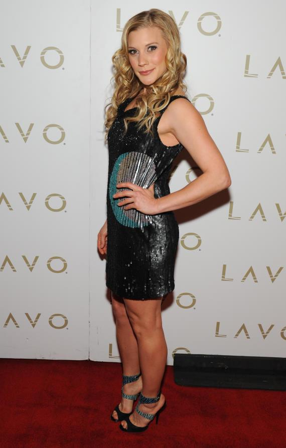 Katee Sackhoff Hosts At Lavo To Celebrate New Season Of Tv