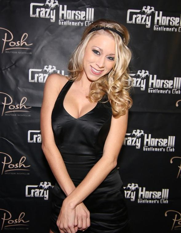 "HBO ""Sexpert"" Katie Morgan to Host Crazy Horse III App Launch Party on Wed., Feb. 24"