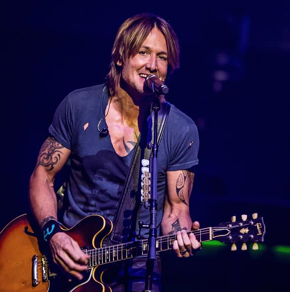 Keith Urban Performs at The Cosmopolitan of Las Vegas
