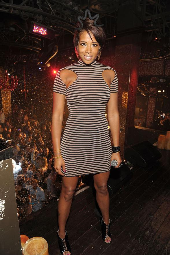 Kelis Hosts and Performs at TAO