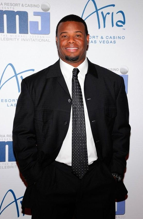 Ken Griffey Jr (at last year's MJCI celebration)
