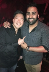 Actor and Comedian Ken Jeong at Hyde Bellagio
