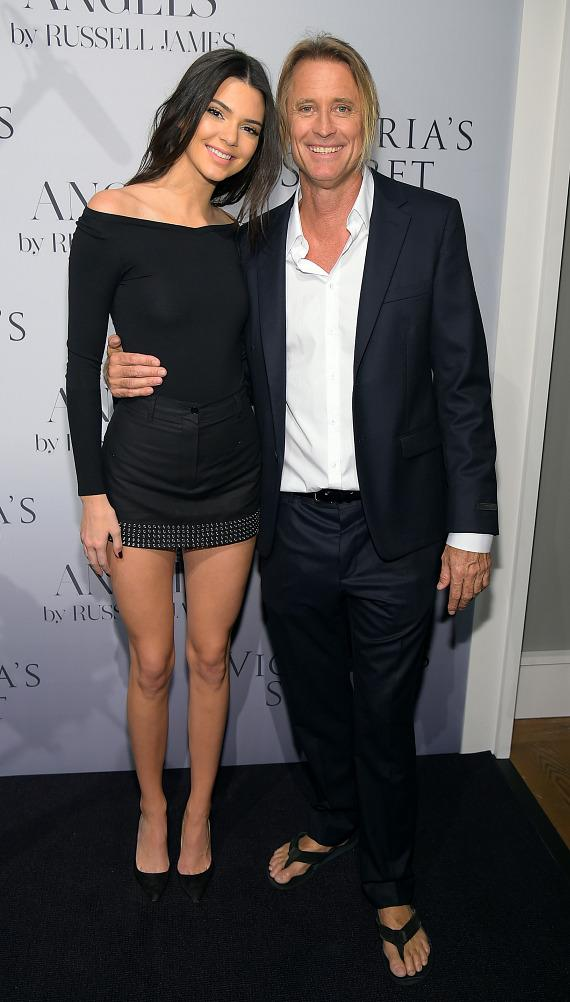 Kendall Jenner and Russell James