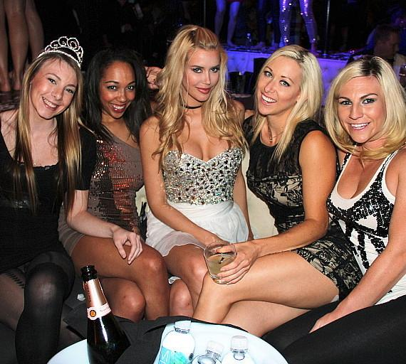 Playboy Playmate Kennedy Summers hosts Celebration at Chateau Nightclub & Rooftop at Paris Las Vegas