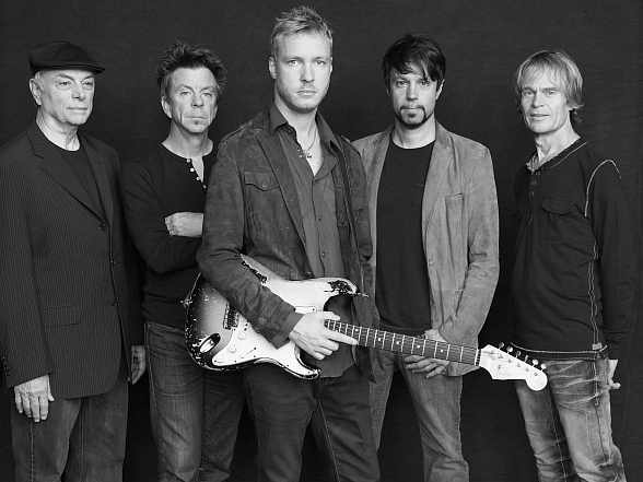 Blues-infused Rock n' Roll Group Kenny Wayne Shepherd Band Returns to The Orleans Showroom February 7-8