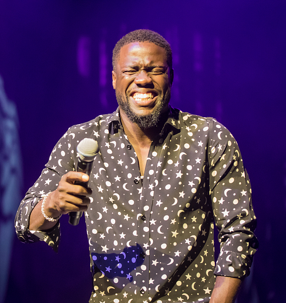 Kevin Hart at The Chelsea inside The Cosmopolitan of Las Vegas