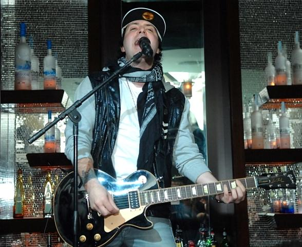 Kevin Rudolf at Blush Boutique Nightclub