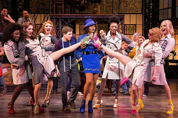 Downtown Grand Las Vegas Honors Tony Award-Winning, Kinky Boots, with All-New Package