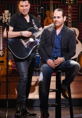 '80s Rock Singer Kip Winger joins Frankie Moreno & Band for a Special Guest Performance at Planet Hollywood Resort & Casino