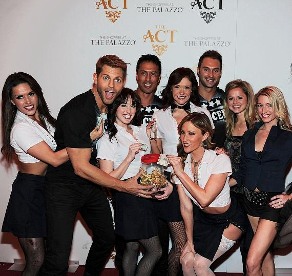 'Kiss For The Cure' at The Act Nightclub