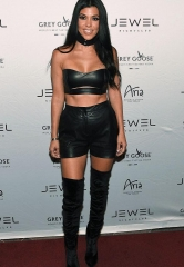 JEWEL Nightclub Celebrates Night Three of Grand Opening Weekend with Kourtney Kardashian, The Chainsmokers and More