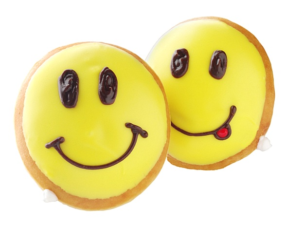 Spread The Joy During National Smile Week with Krispy Kreme Fun Face Doughnuts