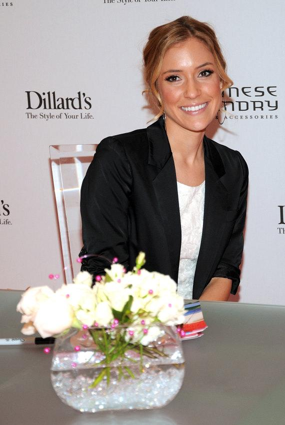 Kristin Cavallari in Dillards at Fashion Show Mall