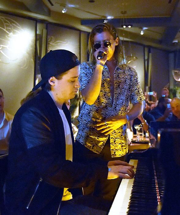 Kygo Performs at Beauty & Essex Las Vegas and Debuts his Cloud Nine Dessert