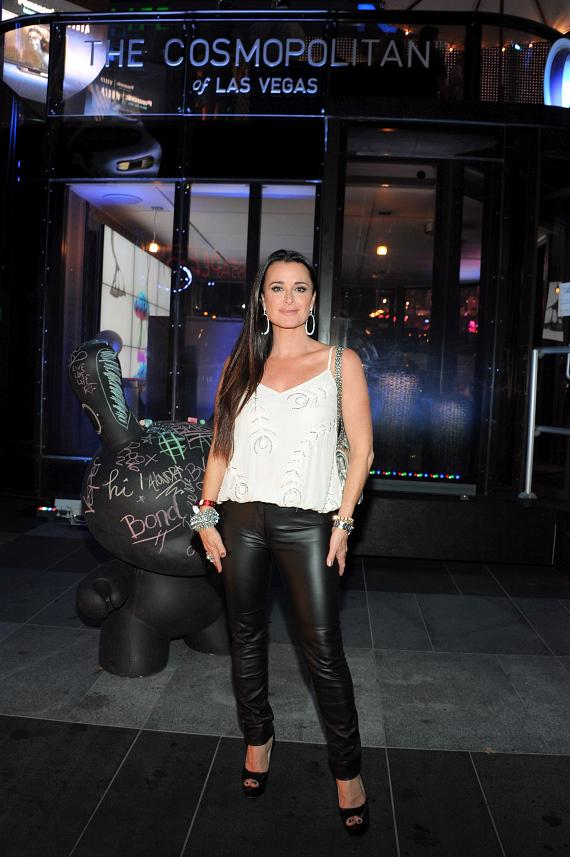 Kyle Richards - Real Housewives