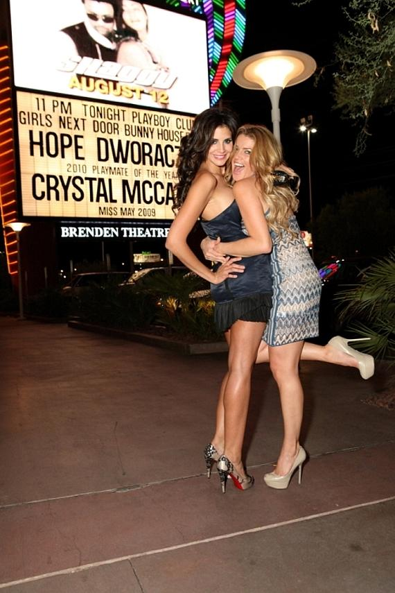 Hope Dworaczyk and Crystal McCahill