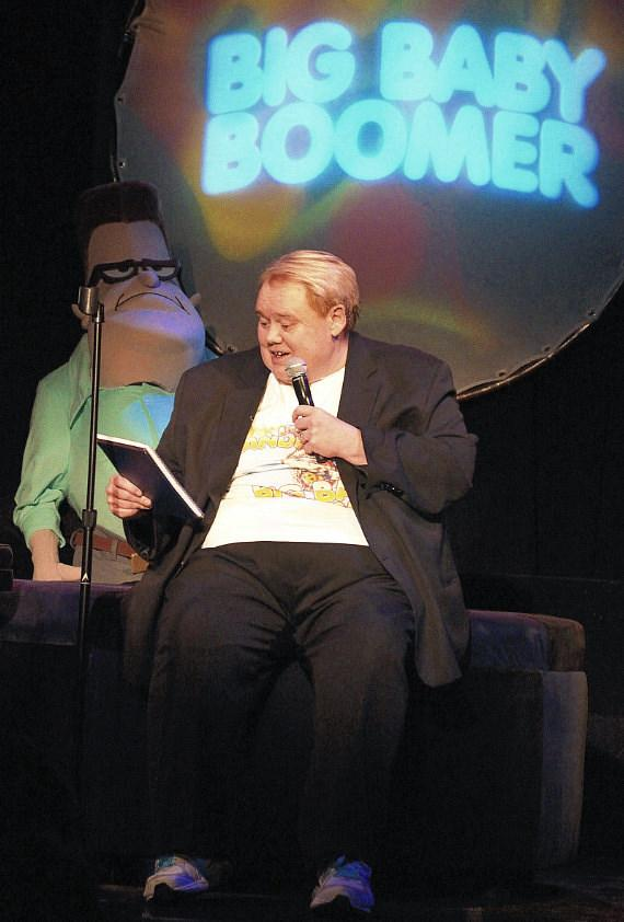 Louie Anderson at Palace Station in Las Vegas
